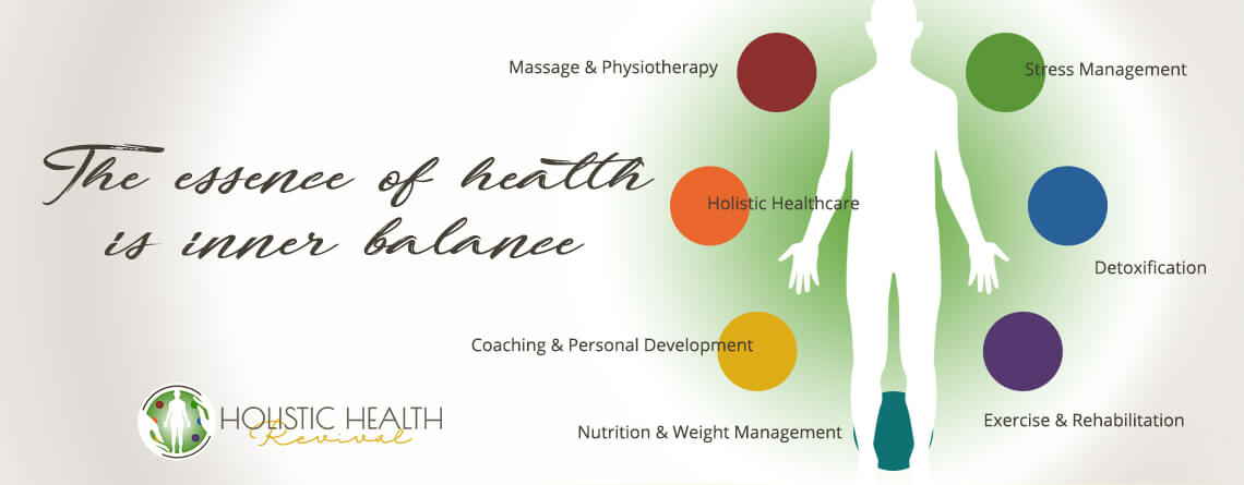 Wellness Balance Slider